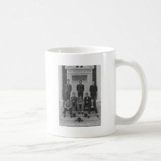 1945 Fencing Team Coffee Mug
