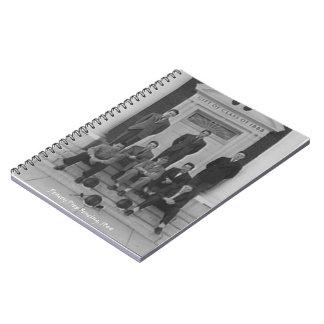 1945 Fencing Team Journals