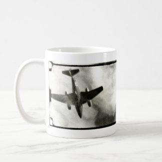 1945 Final Flight of ME-262 Coffee Mug