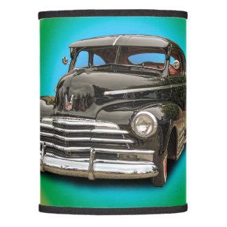 1945 VINTAGE CAR LAMP SHADE