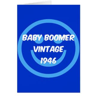 1946 baby boomer card