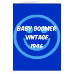1946 baby boomer cards
