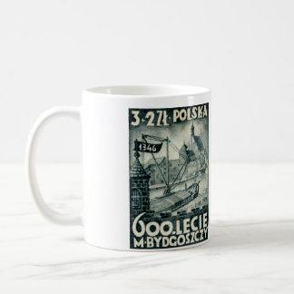 1946 Bydgoszcz Poland Classic White Coffee Mug