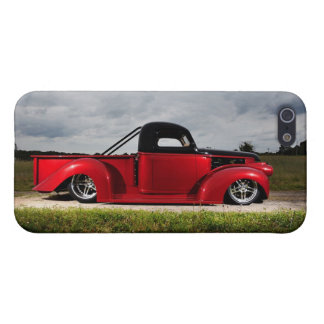 "1946 Chevy Truck ""Low Rider"" iPhone 5/5s Case"