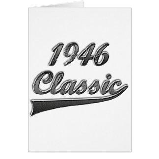 1946 Classic Card