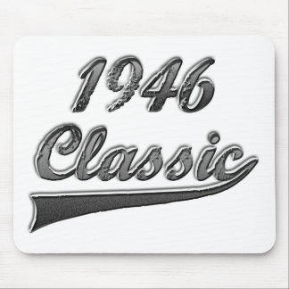 1946 Classic Mouse Pad