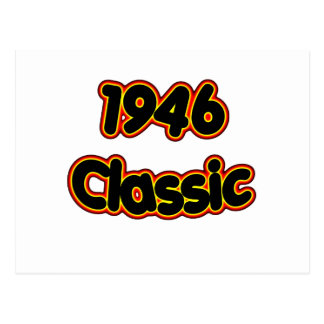 1946 Classic Postcard