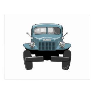 1946 Dodge Powerwagon Postcard