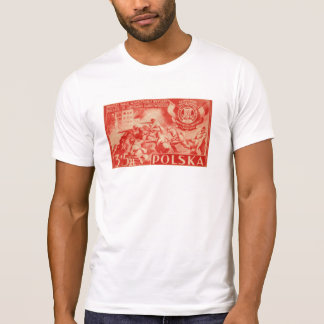 1946 Polish Volunteers in Spain T-Shirt