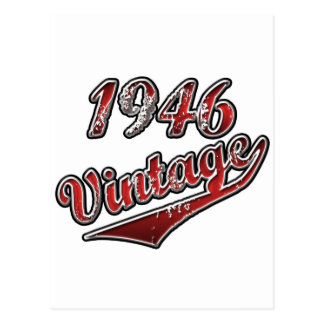 1946 Vintage Postcard