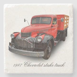 1947 CHEVROLET STAKE TRUCK STONE COASTER