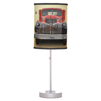 1947 CHEVROLET STAKE TRUCK TABLE LAMP