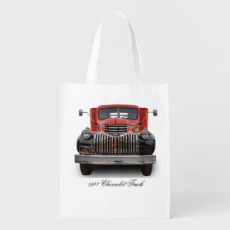 1947 CHEVROLET STAKE TRUCK MARKET TOTES