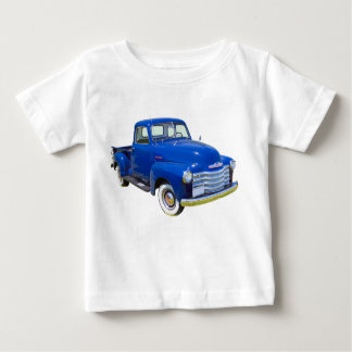 1947 Chevrolet Thriftmaster Antique Pickup Truck Baby T-Shirt