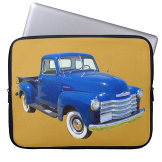 1947 Chevrolet Thriftmaster Antique Pickup Truck Computer Sleeve