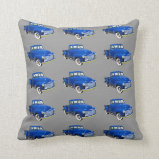 1947 Chevrolet Thriftmaster Antique Pickup Truck Throw Pillow