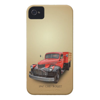 1947 CHEVROLET TRUCK iPhone 4 CASE