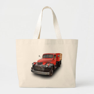 1947 CHEVROLET TRUCK LARGE TOTE BAG