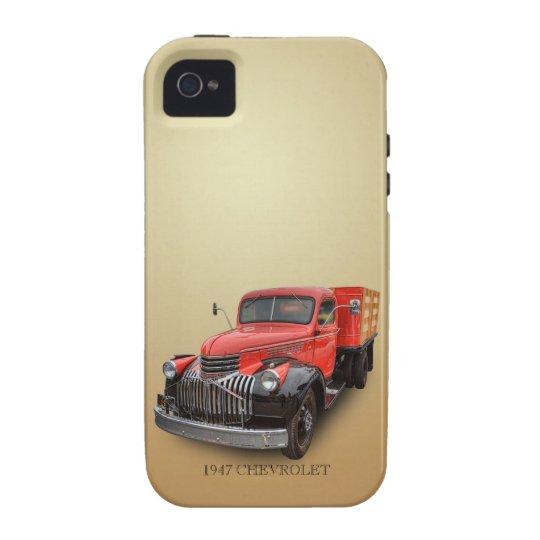 1947 CHEVROLET TRUCK VIBE iPhone 4 CASE