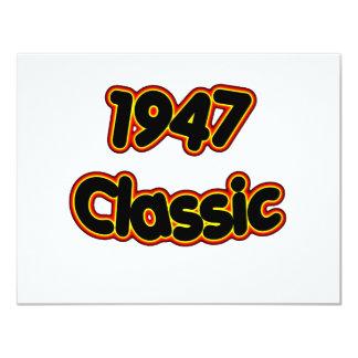 1947 Classic Card