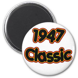 1947 Classic Magnet