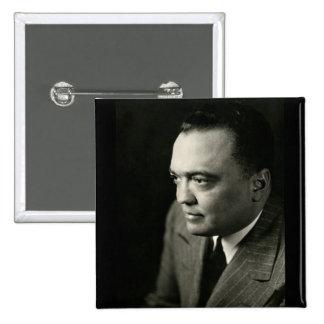 1947 FBI Director J. Edgar Hoover Button