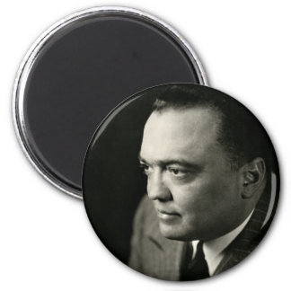 1947 FBI Director J. Edgar Hoover Magnet