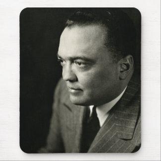 1947 FBI Director J. Edgar Hoover Mouse Pad