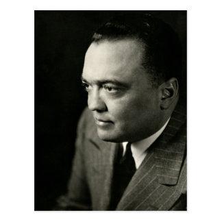 1947 FBI Director J. Edgar Hoover Postcards
