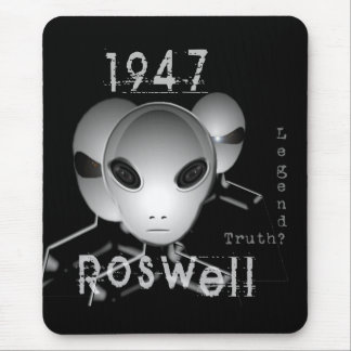 1947 Roswell Mouse Pad