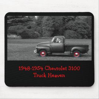 1948-1954 Chevrolet 3100 Truck Mousepads