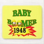 1948 Baby Boomer Mousepads