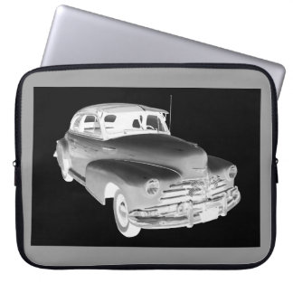 1948 Chevrolet Fleetmaster Antique Car Art Laptop Computer Sleeves