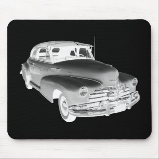 1948 Chevrolet Fleetmaster Antique Car Art Mouse Pads