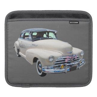 1948 Chevrolet Fleetmaster Antique Car iPad Sleeves