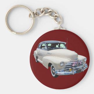 1948 Chevrolet Fleetmaster Antique Car Keychain