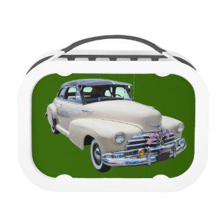 1948 Chevrolet Fleetmaster Antique Car Lunch Box