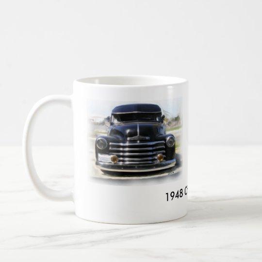 1948 Chevy Suburban Coffee Mug