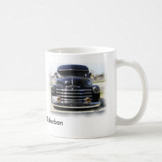 1948 Chevy Suburban Mug