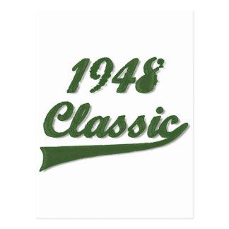 1948 Classic Postcard