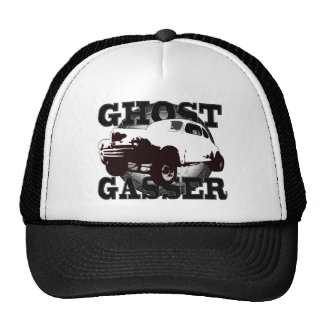 1948 Ford Gasser Ghost Mesh Hats