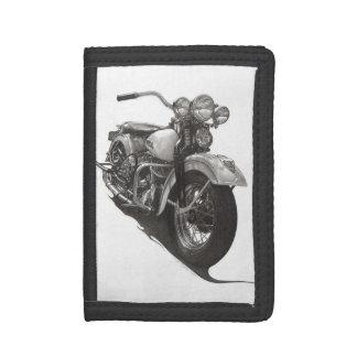 1948 Harley WL Tri-fold Wallets