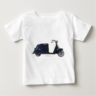 1948_Pacemaker_Cushman_Texturized T Shirts