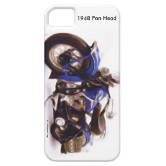 1948 Pan Head Motorcycle IPhone Case iPhone 5 Covers