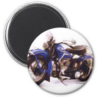1948_panhead2 2 inch round magnet