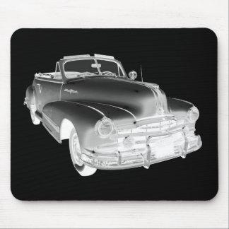 1948 Pontiac Silver Streak Car Art Mousepads