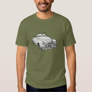 1948 Pontiac Silver Streak Car Illustration T-shirt