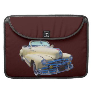 1948 Pontiac Silver Streak Convertible Car Sleeve For MacBook Pro