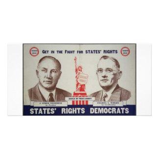 1948 Thurmond - Wright Card