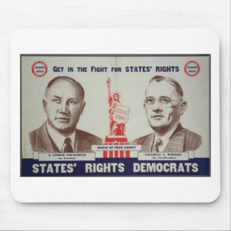1948 Thurmond - Wright Mouse Pad